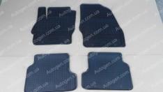 Коврики салона Ford Focus 2 (2004-2011) (4шт) (Politera)