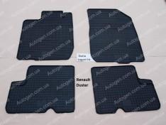 Коврики салона Renault Duster (2010-2015) (4шт) (Politera)