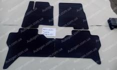 Коврики салона Mitsubishi Pajero 4 (2006->) (4шт) (Politera)