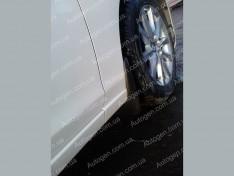Брызговики модельные Mazda 6 (2012->)  (передние 2шт.) (Lada-Locker)