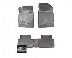 Коврики салона Citroen DS5 (2011->) (Полимерные) Lada Locker