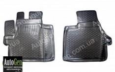 Коврики салона Peugeot Boxer 2 (2006->) (Полимерные) Lada Locker
