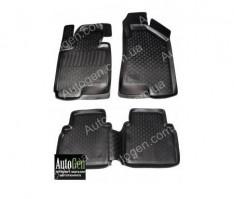 Коврики салона Hyundai ix35 (2010->) (Полимерные) Lada Locker