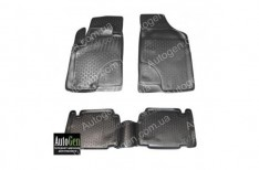Коврики салона Hyundai ix55 (2006-2012) (Полимерные) Lada Locker