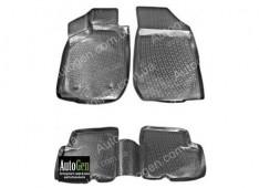 Коврики салона Renault Lodgy (2012->) (Полимерные) Lada Locker
