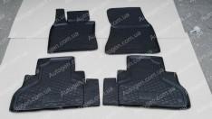 Коврики салона BMW X5 F15 (2013->) (4шт) (Avto-Gumm)