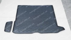 Коврик в багажник Mercedes X253 (2015->) (Avto-Gumm Полиуретан)