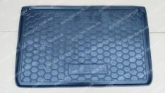 Коврик в багажник Renault Captur (2013->) (верхняя полка) (Avto-Gumm Полиуретан)