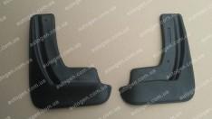 Брызговики модельные Volkswagen Golf 7 HB (2013->) (задние 2шт.) (Lada-Locker)