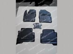 Коврики салона Ford Kuga 2 (2013->) (5шт) (Avto-Gumm)
