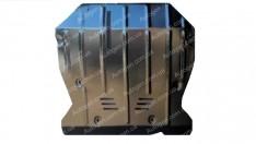 Защита двигателя Smart Fortwo 1 (1998-2007)