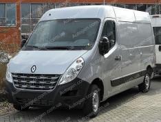 Защита двигателя Renault Master  (2011->)
