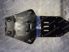 "Защита двигателя BMW E63 / E64  (630) (2003-2012)  ""Titanium"""