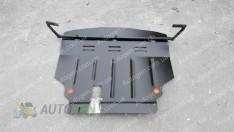 "Защита двигателя Ford Courier 2 (2014->) ""Titanium"""