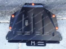 Защита двигателя Honda CR-V 2  (2001-2006)