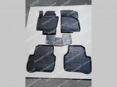 Коврики салона Volkswagen Passat B7 (2010-2015) (5шт) (Avto-Gumm)