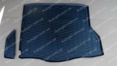 Коврик в багажник Mercedes C117 (2013->) (Avto-Gumm Полиуретан)