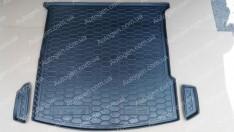 Коврик в багажник Mercedes C292 Coupe (2015->) (Avto-Gumm Полиуретан)
