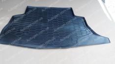 Коврик в багажник Nissan Leaf (2010->) (Avto-Gumm Полиуретан)