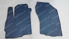 Коврики салона Lexus LX 2 (470) (1998-2007) (передние 2шт) (Politera)