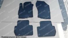 Коврики салона Toyota Land Cruiser 100 (1998-2007) (4шт) (Politera)