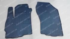 Коврики салона Hyundai Accent 4 (Solaris) (2010->) (передние 2шт) (Politera)