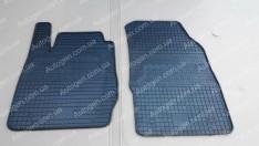 Коврики салона Ford Fiesta 6 (2008->) (передние 2шт) (Politera)