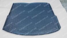 Коврик в багажник Acura MDX 3 (2013->) (Avto-Gumm полимер-пластик)