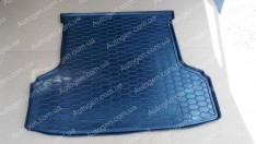 Коврик в багажник Chery Arrizo 7 (2013->) (Avto-Gumm полимер-пластик)