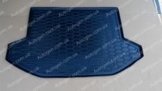 Коврик в багажник Chery Tiggo 5 (2014->) (Avto-Gumm полимер-пластик)