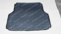 Коврик в багажник Chevrolet Lacetti UN (универсал) (2004-2013) (Avto-Gumm полимер-пластик)