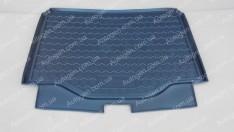 Коврик в багажник Chevrolet Tracker 3 (2013->) (Avto-Gumm полимер-пластик)