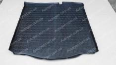 Коврик в багажник Citroen C-Elysee 2 (2013->) (Avto-Gumm полимер-пластик)