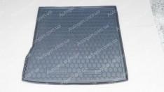 Коврик в багажник Dacia Duster 2WD (2010->) (Avto-Gumm полимер-пластик)