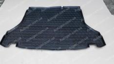 Коврик в багажник Daewoo Lanos SD  (1997->) (Avto-Gumm полимер-пластик)