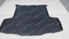Коврик в багажник Fiat Linea (2007->) (Avto-Gumm полимер-пластик)