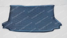 Коврик в багажник Ford EcoSport 2 (2013->) (Avto-Gumm полимер-пластик)