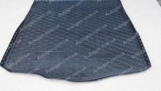 Коврик в багажник Ford Mondeo 4 SD (полноразмерный) (2007-2014) (Avto-Gumm полимер-пластик)