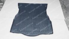 Коврик в багажник Ford Mondeo 5 LB (лифтбек) (2014->) (Avto-Gumm полимер-пластик)