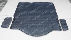 Коврик в багажник Ford Mondeo 5 TUR (универсал) (2014->) (Avto-Gumm полимер-пластик)