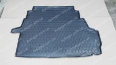 Коврик в багажник Geely Emgrand EC8 (2013->) (Avto-Gumm полимер-пластик)