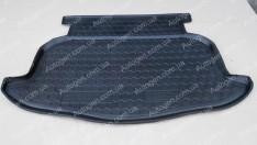 Коврик в багажник Geely Emgrand EC7 HB  (2011->) (Avto-Gumm полимер-пластик)