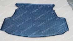 Коврик в багажник Geely GC5 SD (2014->) (Avto-Gumm полимер-пластик)