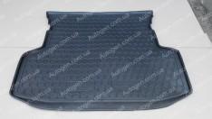 Коврик в багажник Geely GC6 (MK) (2014->) (Avto-Gumm полимер-пластик)