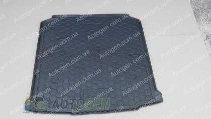 Avto-gumm Коврик в багажник Skoda Fabia 2 Combi (универсал) (2007-2014) (Avto-Gumm полимер-пластик)