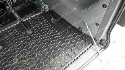 Avto-gumm Коврик в багажник Mercedes Vito W639 (Viano - Long средняя база) (2003-2015) (Avto-Gumm Полиуретан)