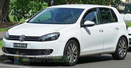 Коврики в салон Volkswagen Golf 5 / Volkswagen Golf 6