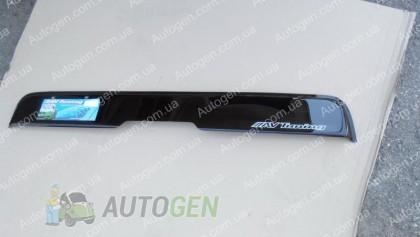 Козырек заднего стекла ВАЗ 2104, 2102 скотч (ANV)