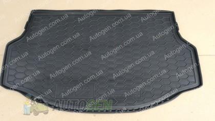 Коврик в багажник Toyota Rav4 (4) (hybrid) (2013->) (Avto-Gumm Полиуретан)
