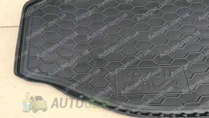 Avto-gumm Коврик в багажник Toyota Rav4 (hybrid) (2016-2019) (Avto-Gumm Полиуретан)
